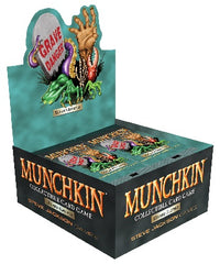 Munchkin Collectible Card Game: Booster - Grave Danger Booster Box
