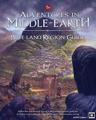 Adventures In Middle-Earth RPG: Bree-Land Region Guide (Book)