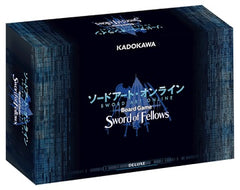Sword Art Online Board Game: Sword of Fellows (Deluxe Edition)