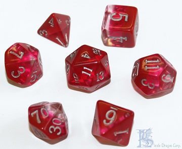 Birthday Dice - July Ruby