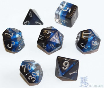 Birthday Dice - September Sapphire