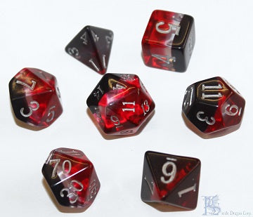 Birthday Dice - November Red