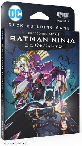 DC Deck Building Game Crossover Pack 8: Batman Ninja *PRE-ORDER*