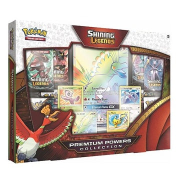 Pokemon - Shining Legends: Premium Powers Collection