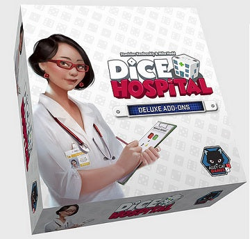 Dice Hospital (Deluxe Add-On Only)