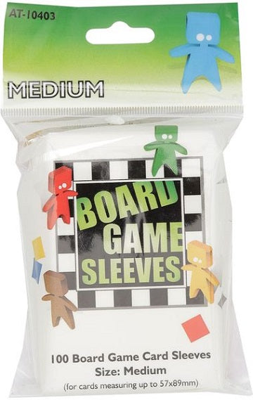 Arcane Tinmen - Board Game Sleeves: Medium (100)
