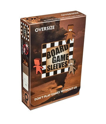 Arcane Tinmen - Board Game Sleeves Non-Glare: Oversize (50)
