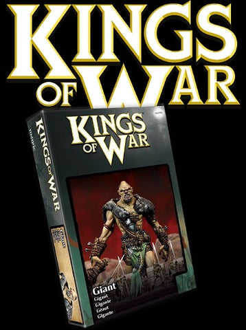 Kings Of War: Giant