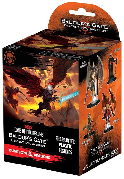Dungeons & Dragons: Icons of the Realm: Baldur's Gate - Descent into Avernus