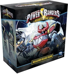 Power Rangers: Heroes of the Grid – Megazord Deluxe Figure