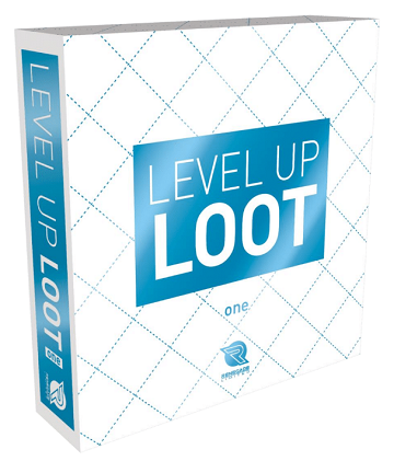Level Up Loot Box #1 (Renegade Studio) *PRE-ORDER*