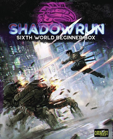 Shadowrun (Sixth Edition) (Beginner Box)