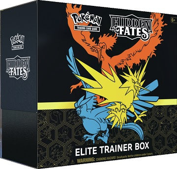Pokemon - Hidden Fates Elite Trainer Box