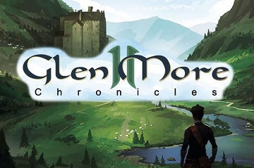 Glen More II: Chronicles - 6 Shields