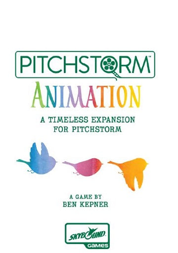 Pitchstorm - Animation Deck