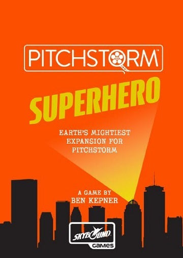 Pitchstorm - Superhero Deck