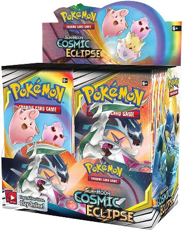 Pokemon - Sun & Moon: Cosmic Eclipse - Booster Box