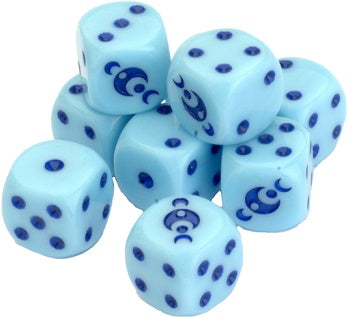 Star Trek: Ascendancy - Dice Set - Andorian