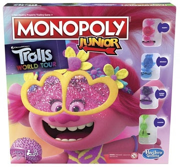 Monopoly Junior: Trolls World Tour