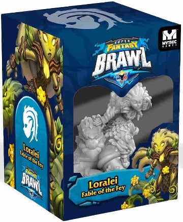 Super Fantasy Brawl - Loralei Expansion *PRE-ORDER*