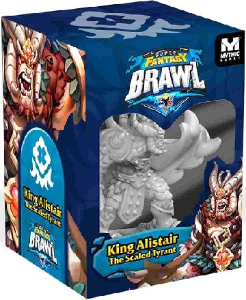 Super Fantasy Brawl - Alistair Expansion *PRE-ORDER*
