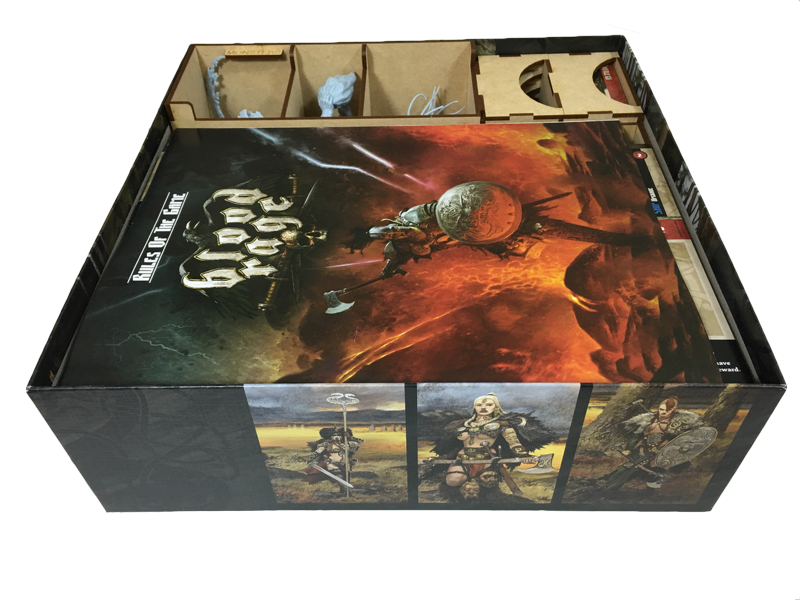 Go7 Gaming - BRAGE-001 for Blood Rage