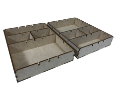 Go7 Gaming - MD-002 Trays for Massive Darkness™ Base Game