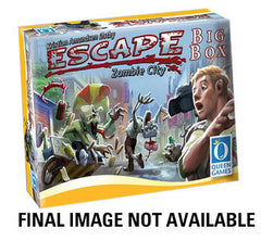 Escape: Zombie City – Big Box *PRE-ORDER*