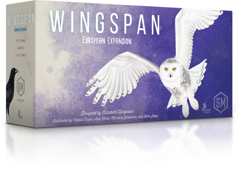 Wingspan: European Expansion (French) *PRE-ORDER*