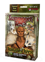 Summoner Wars: Jungle Elves Second Summoner