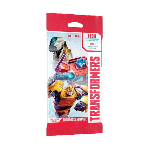 Transformers Trading Card Game - Booster Pack