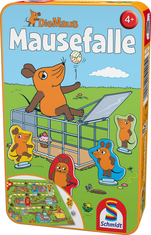Mausefalle (German Import)