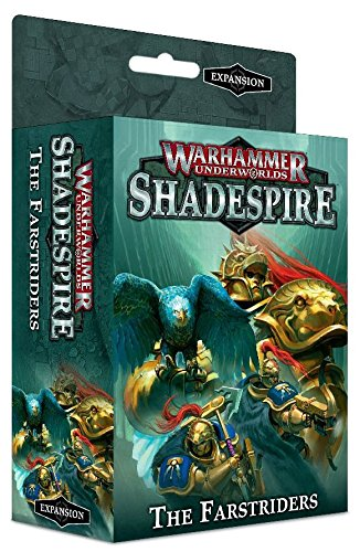 Games Workshop - Warhammer Underworlds: Shadespire - The Farstriders