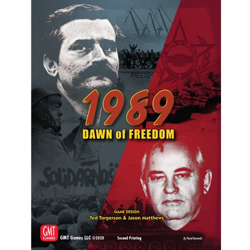 1989: Dawn of Freedom (2nd Printing) *PRE-ORDER*