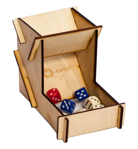 Dice Towers: Dice Tower - Basic