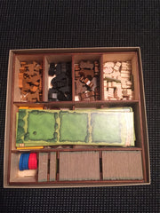 Eightbit Wood - Agricola All Creatues Big and Small Box Organizer
