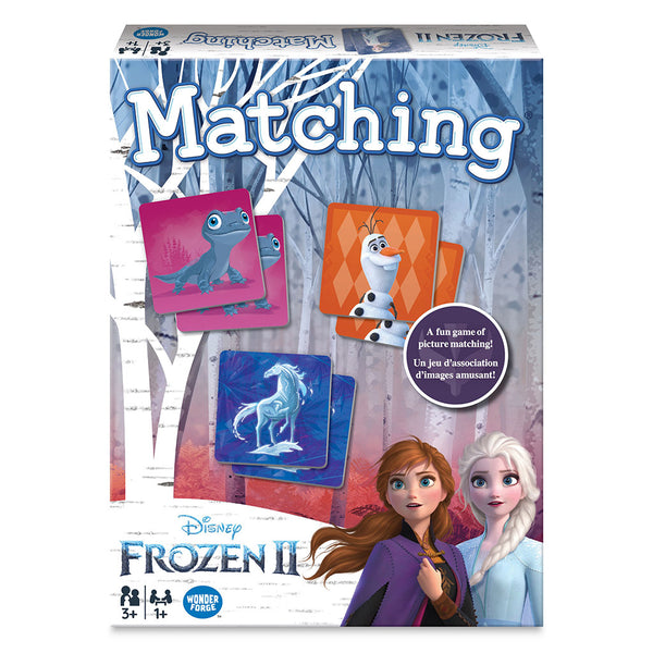Matching Game - Disney Frozen 2
