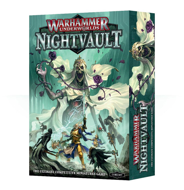 Games Workshop - Warhammer Underworlds: Nightvault