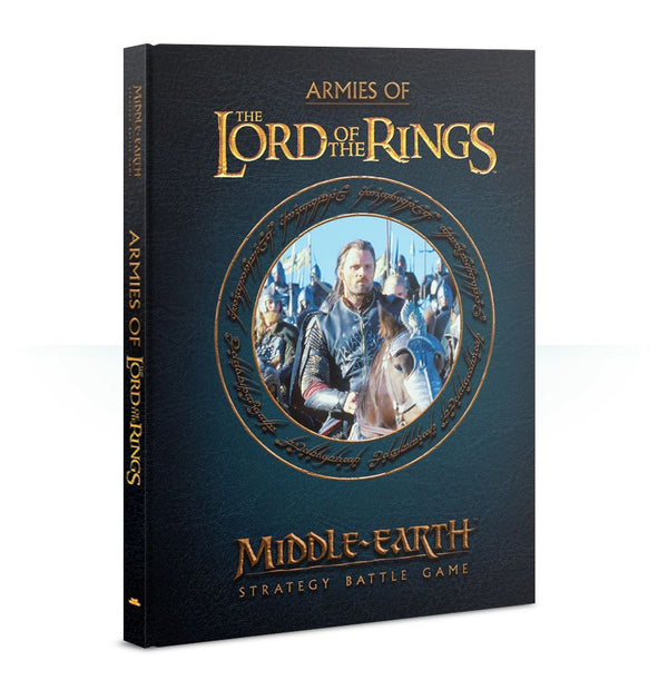 Games Workshop - Armies of The Lord of the Rings (Book)