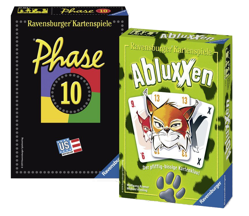 Buy Abluxxen And Phase 10 Bundle Boardgamebliss Inc Canadas