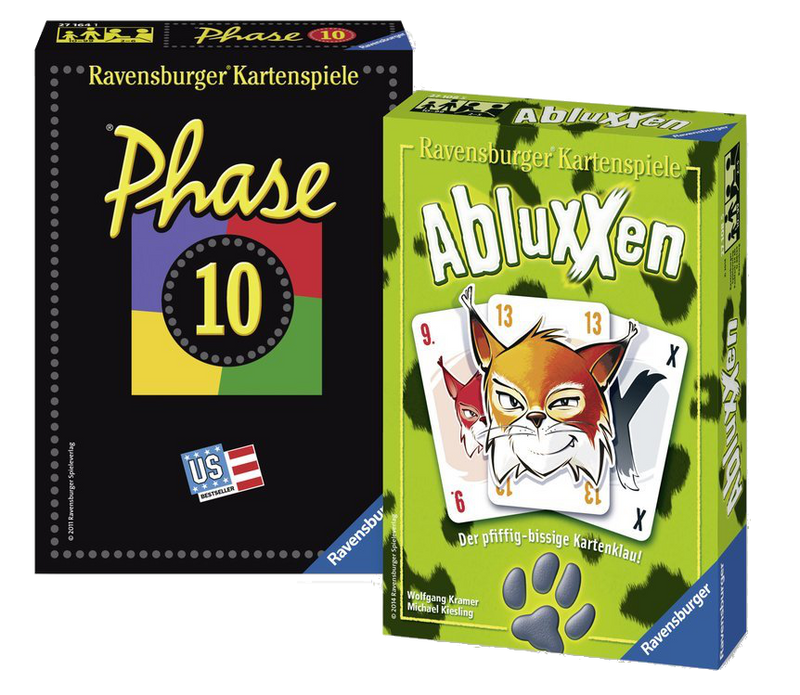 Abluxxen and Phase 10 Bundle