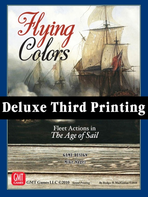 Flying Colors (Deluxe 3rd Printing)