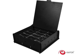 Board Game Storage Boxes: Universal Box Medium Black