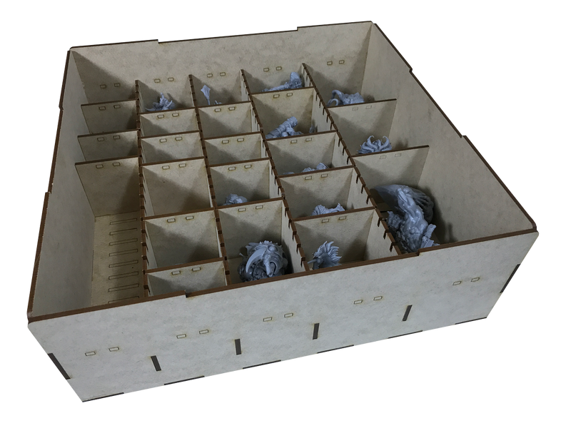 Go7 Gaming - MD-007 Storage for Massive Darkness™ KS Extras