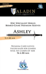 Paladin Card Protection: Ashley (76 mm x 88 mm, Epic Specialist Minus)