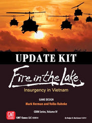 Fire in the Lake (Second Edition) Update Kit