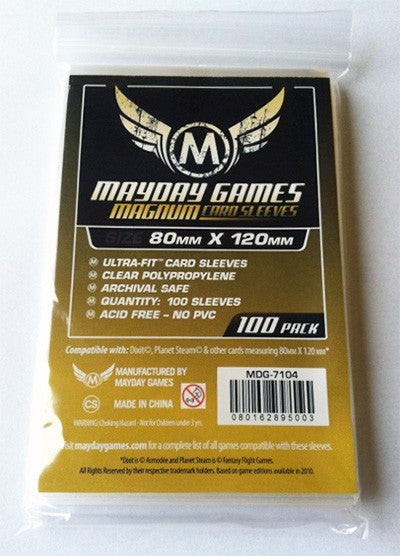 "Mayday - Magnum Ultra-Fit ""Dixit"" Card Sleeves"