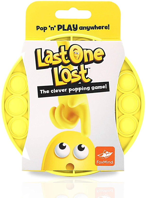 Last One Lost (aka Last Mouse Lost) (Yellow)