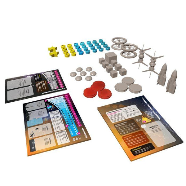 High Frontier 4 - 6th Player Component Kit *PRE-ORDER*
