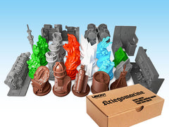 UBOOT - All Resin Pack *PRE-ORDER*